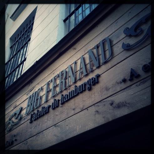 ★ J'ai (re)visité Big Fernand ...