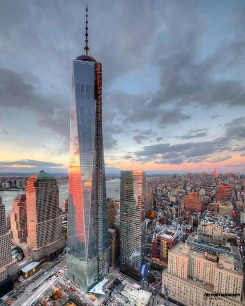 ✭ New York plus haut !