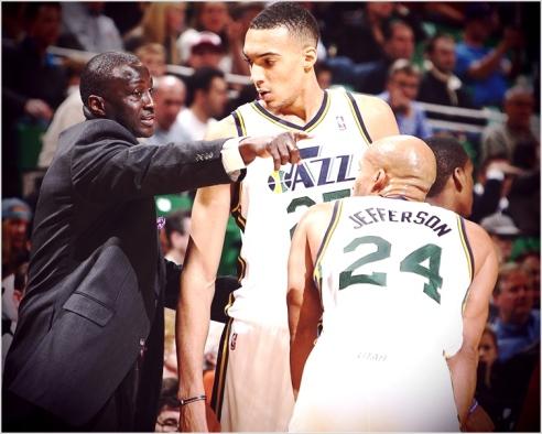 ✭ NBA Blue Nites | Rudy de Retour !