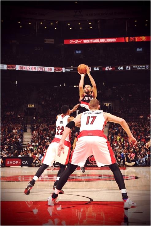 ✭ NBA Blue Nites | BatuMan est Clutch !