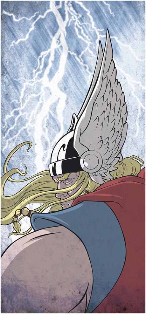 ✭ Thor ... et pourtant je suis fan !