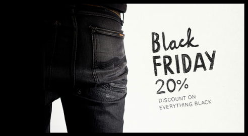 ✭ Pourquoi Black Friday ?!