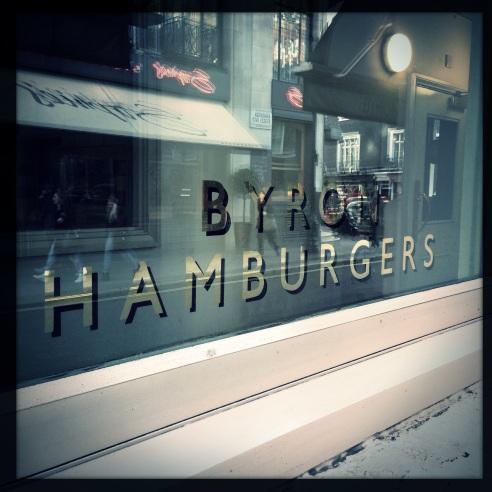 ✭ Byron Burgers | élémentaire mon cher Watson !