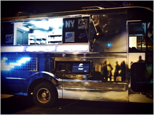 ✭ Nike Coffee Truck ... What else ?!