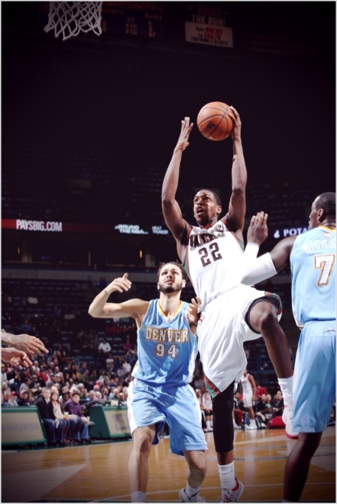 ✭ NBA Blue Nites | Denver Enfin !