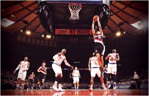 ✭ NBA Blue Nites | une nuit qui compte double !