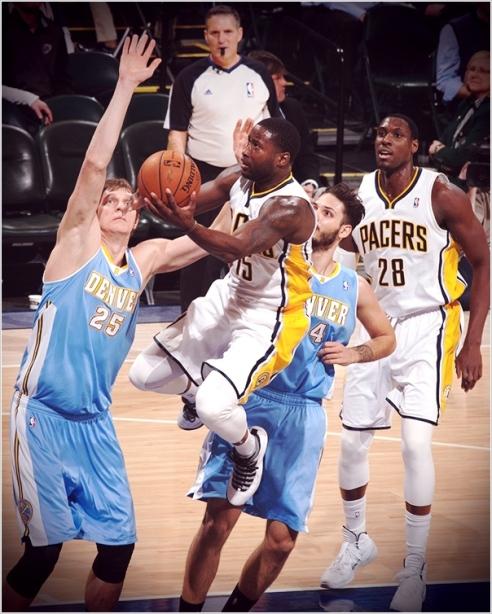 ✭ NBA Blue Nites | 40 victoires pour Ian Mahinmi & les Pacers !