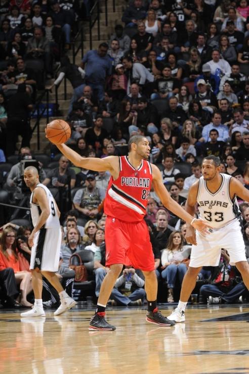 ✭ NBA Blue Nites | Spurs au Top !