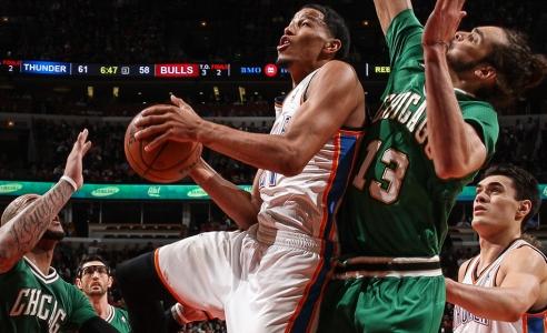✭ NBA Blue Nites | Bulls arrêtés au Vert !