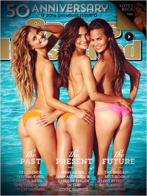✭ 50 ans de Sports Illustrated Swimsuit Issue ... ça se fête !