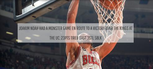 ✭ NBA Blue Nites | Noah the Beast of the East !
