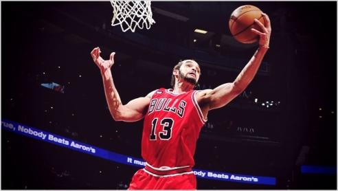 ✭ NBA Blue Nites | Noah est Bullimique !
