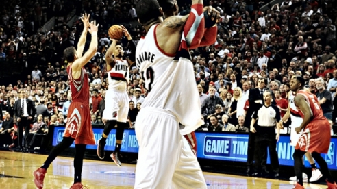 ✭ NBA Playoffs | Buzzer Blazers !